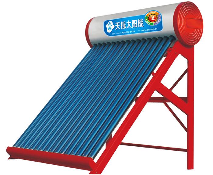 喜洋洋系列-太阳能热水器