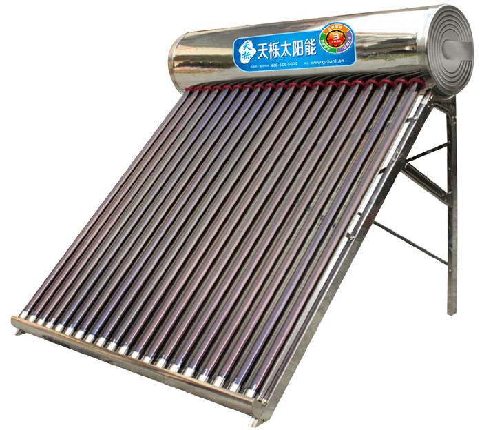 全不锈钢系列-太阳能热水器