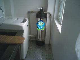 某家庭中央净水系统实例